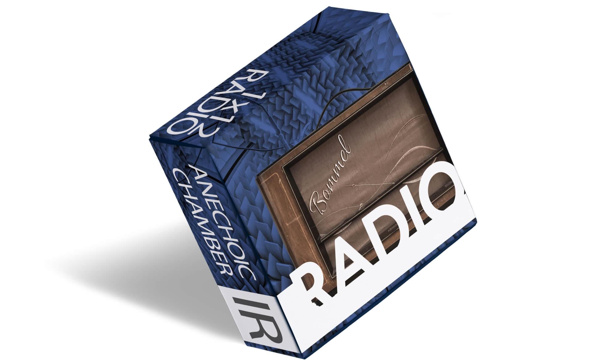 ANECHOIC CHAMBER – RADIO – GIT – 1×12