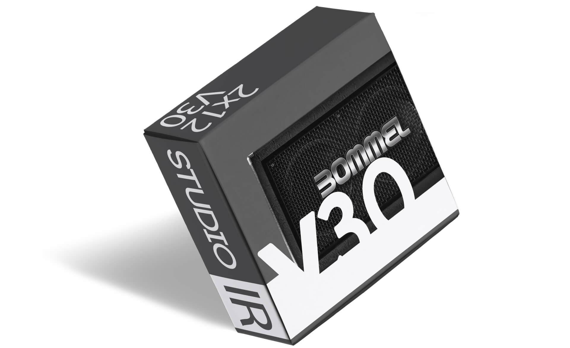 STUDIO – V30 – GIT – 2×12