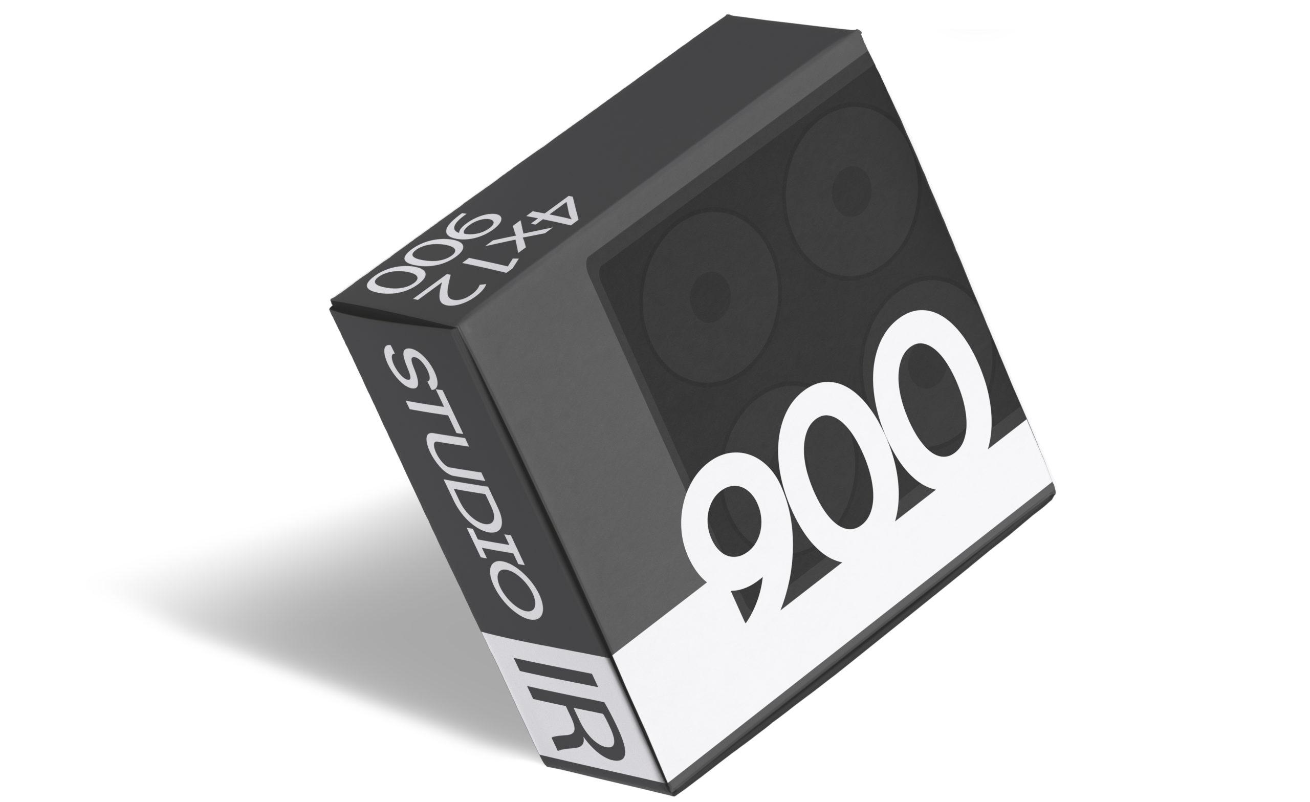STUDIO – 900 – GIT – 4×12