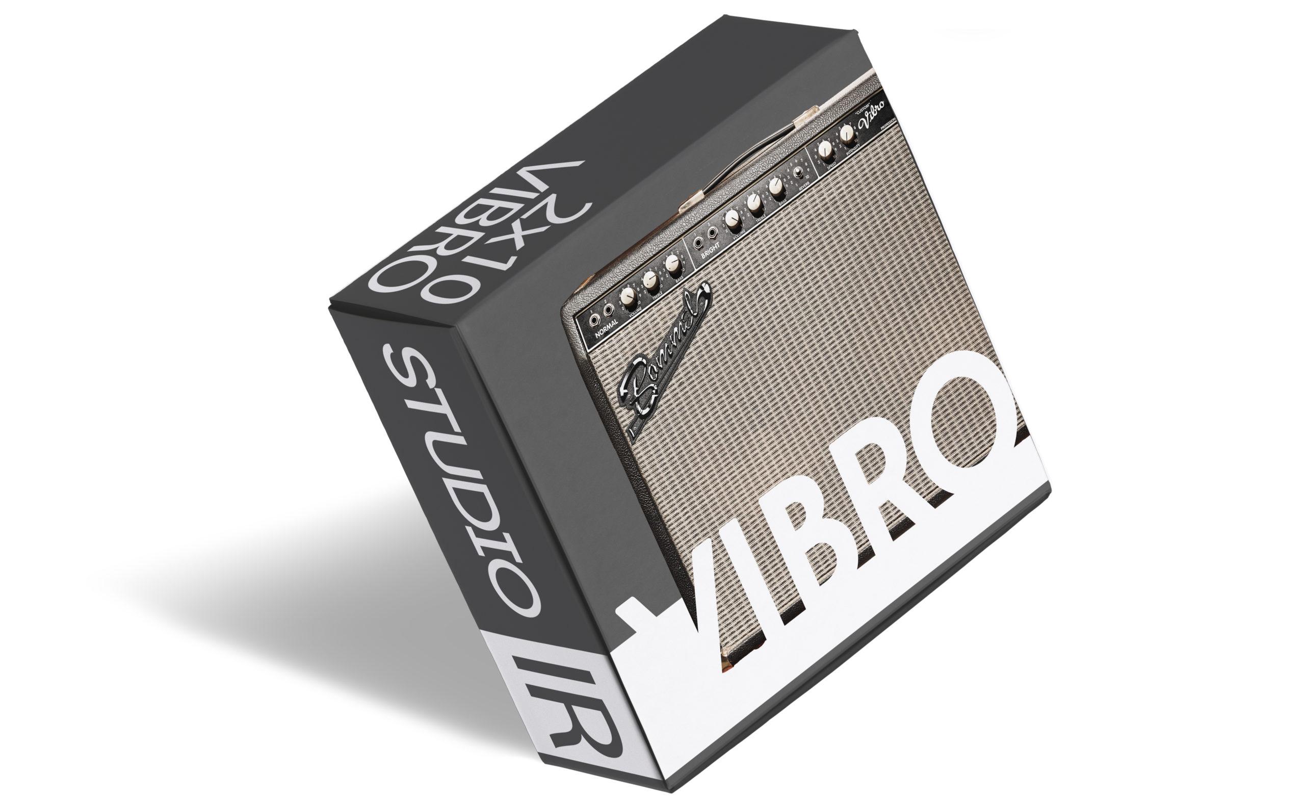 STUDIO – VIBRO – GIT – 2×10