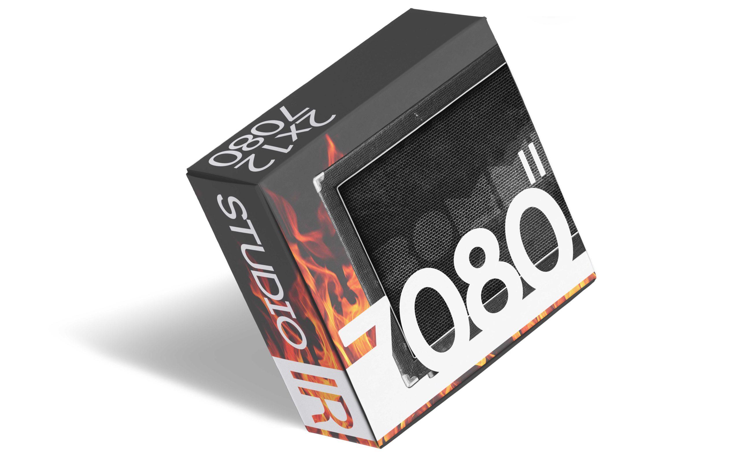 STUDIO – 7080 II – GIT – 2×12